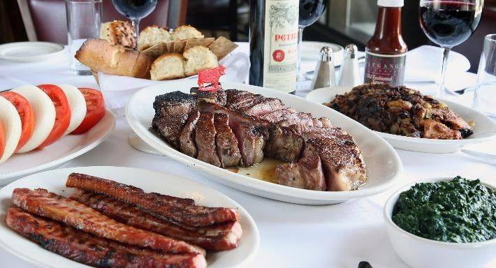 Wolfgangs Steakhouse | restaurant | 409 Greenwich St, New York, NY 10013, USA | 2129250350 OR +1 212-925-0350