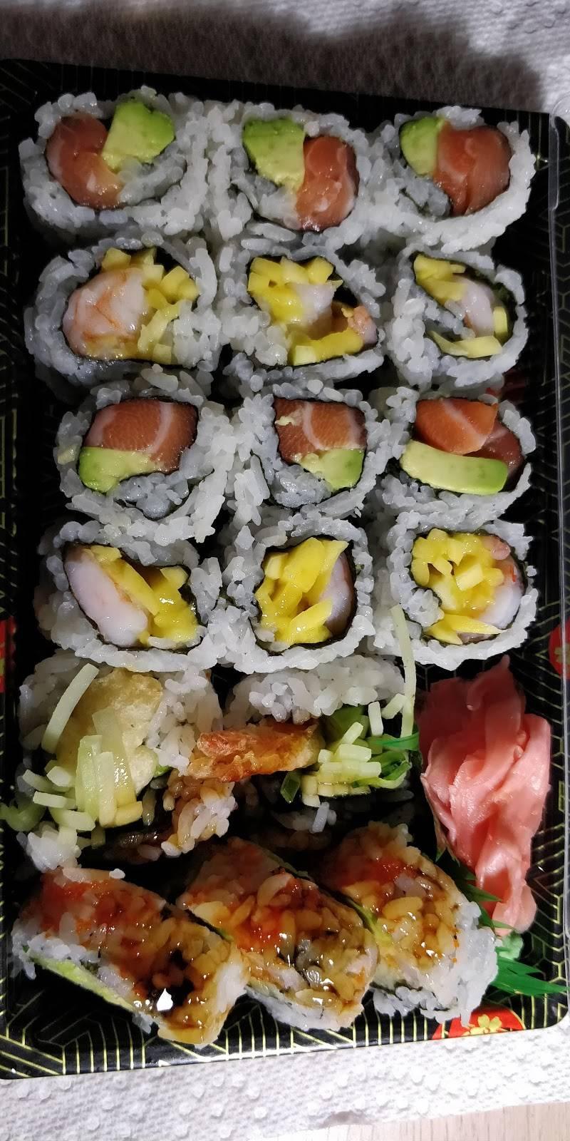Sakura Tokyo | restaurant | 604 Nostrand Ave, Brooklyn, NY 11216, USA | 7187568787 OR +1 718-756-8787