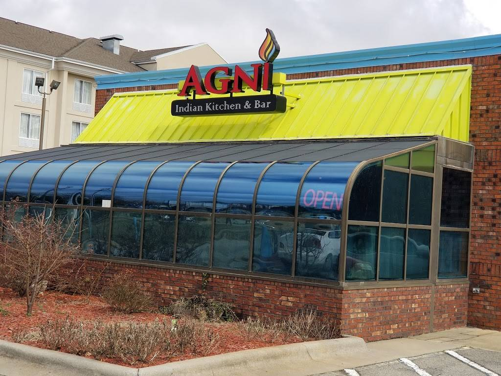 Agni Indian Kitchen & Bar | restaurant | 651 S Regional Rd, Greensboro, NC 27409, USA | 3368861044 OR +1 336-886-1044