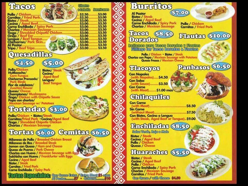 Mexican Fast Food   restaurant   2620 Jerome Ave, Bronx, NY 10468, USA   7184503698 OR +1 718-450-3698