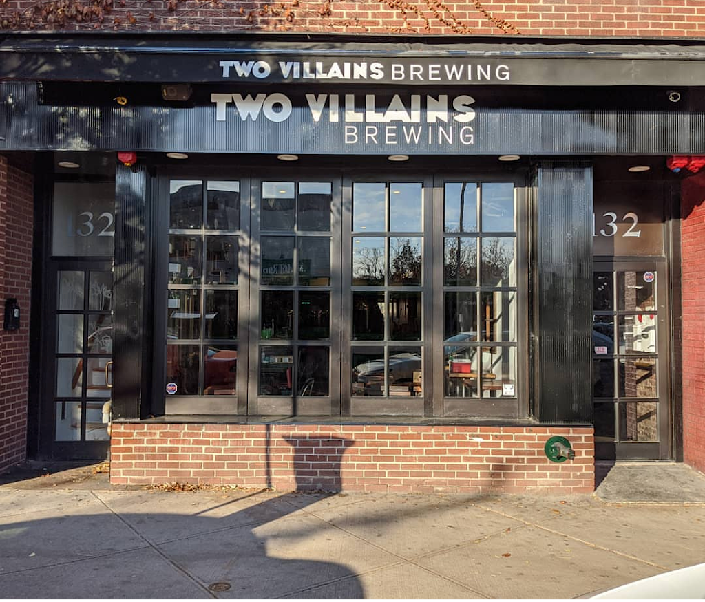 Two Villains Brewing - Restaurant | 132 Main St, Nyack, NY 10960, USA
