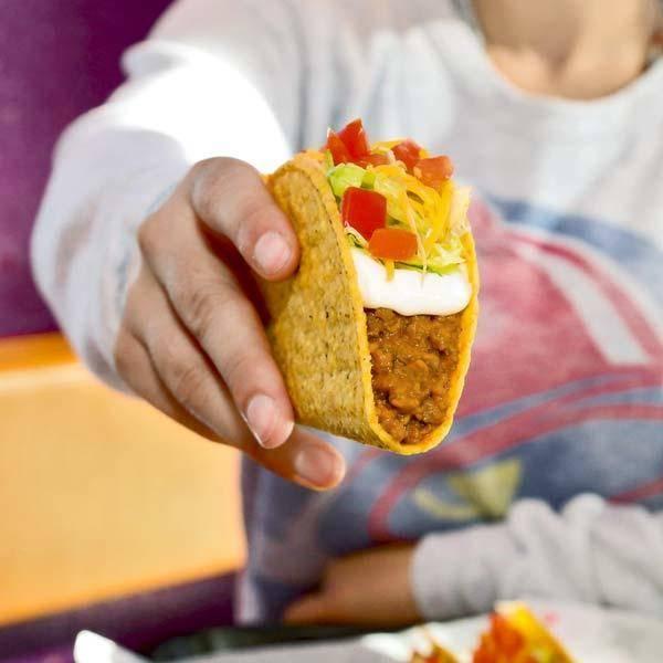 Taco Bell | meal takeaway | 1409 E Walnut St, Paris, AR 72855, USA | 4799638520 OR +1 479-963-8520