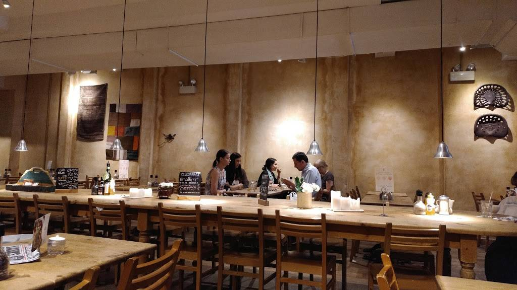 Le Pain Quotidien | restaurant | 1270 1st Avenue, New York, NY 10065, USA | 2129885001 OR +1 212-988-5001