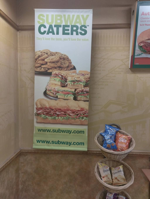 Subway Restaurants   restaurant   80-20 Jamaica Ave, Woodhaven, NY 11421, USA   7187150856 OR +1 718-715-0856