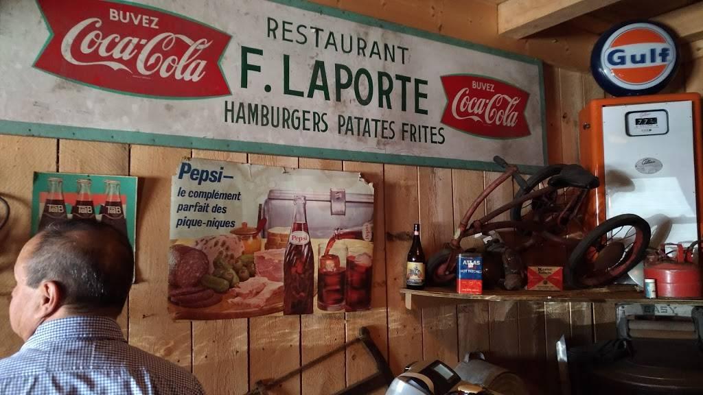 Cabane Fernando Laporte | restaurant | 1230 QC-343, Saint-Ambroise-de-Kildare, QC J0K 1C0, Canada | 4507502310 OR +1 450-750-2310