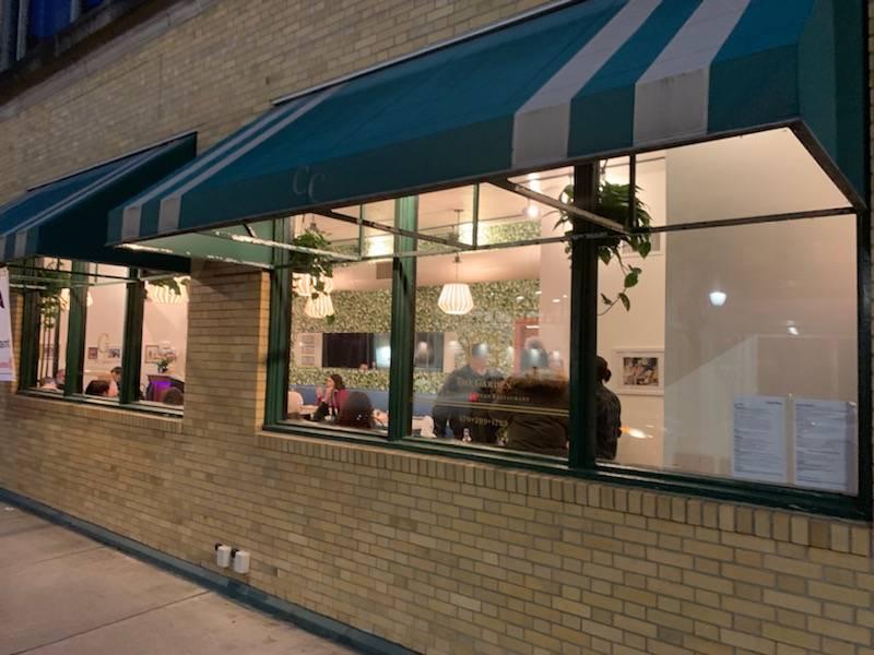 The Garden A Mediterranean Restaurant | restaurant | 116 N Washington Ave, Scranton, PA 18503, USA | 5702991723 OR +1 570-299-1723