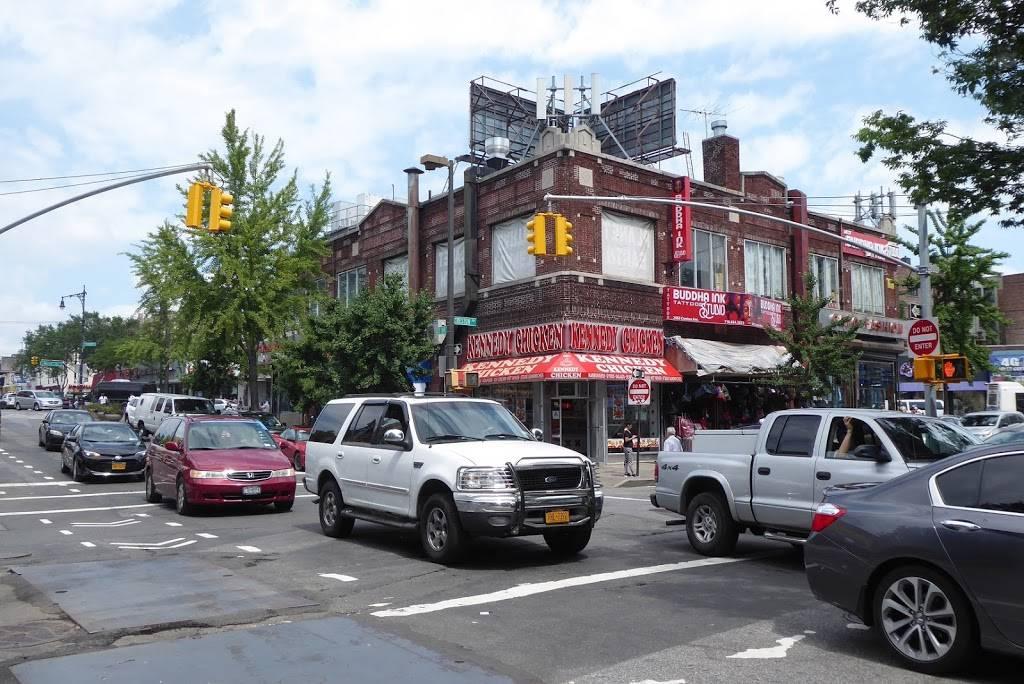 Kennedy Chicken | restaurant | 2463 Creston Ave, Bronx, NY 10468, USA | 3472698264 OR +1 347-269-8264