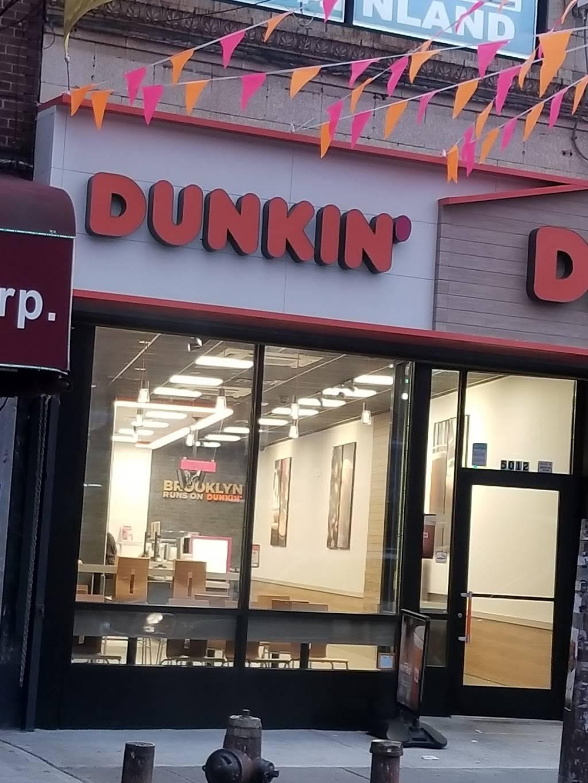 Dunkin Donuts   cafe   5012 Church Ave, Brooklyn, NY 11203, USA   9175669651 OR +1 917-566-9651