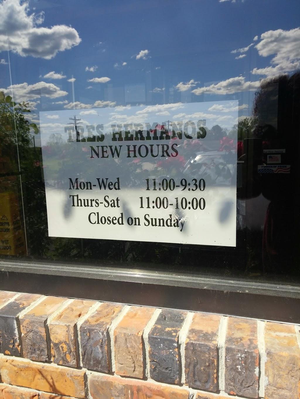 Tres Hermanos Mexican   restaurant   404 AL-28, Livingston, AL 35470, USA   2056521307 OR +1 205-652-1307