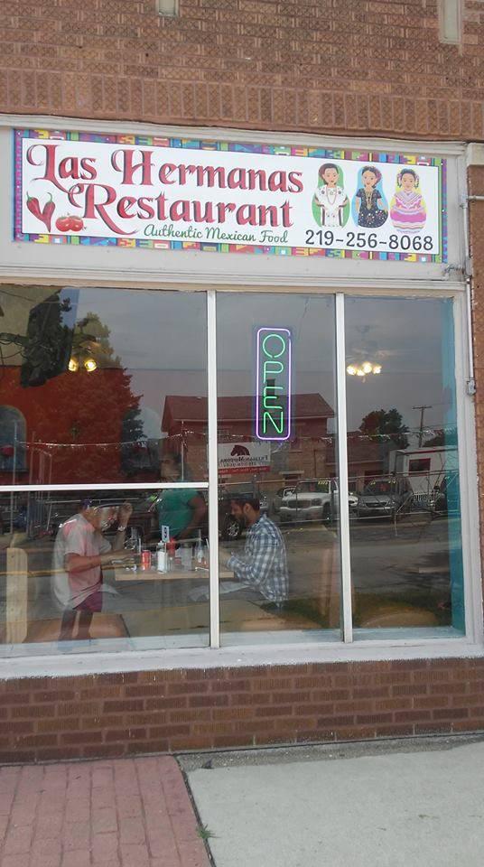 Las Hermanas Restaurant | restaurant | 4302 Indianapolis Blvd, East Chicago, IN 46312, USA | 2192568068 OR +1 219-256-8068