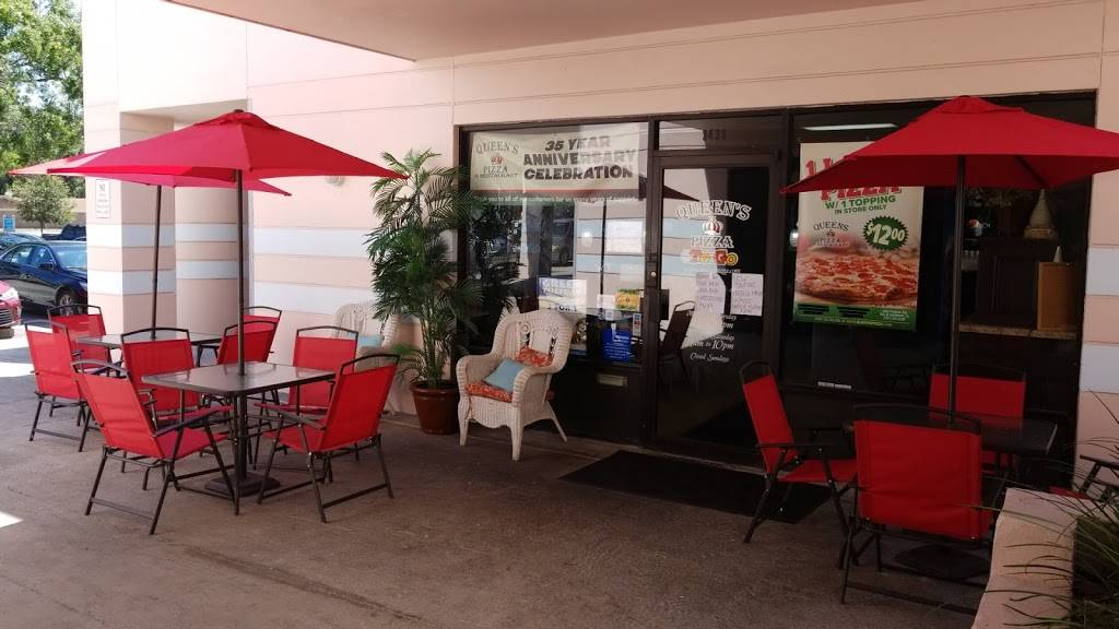 Queens Pizza ToGo | restaurant | 3436 Tampa Rd, Palm Harbor, FL 34684, USA | 7274743797 OR +1 727-474-3797