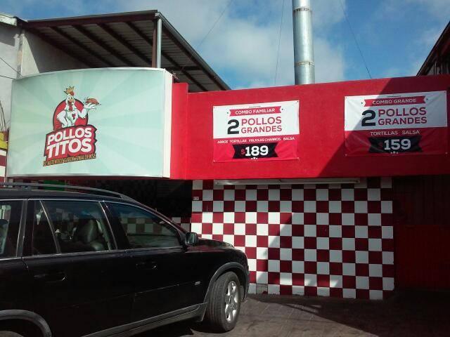 Pollos Titos Soler | restaurant | Hernán Cortez 4611, Soler, 22530 Tijuana, B.C., Mexico | 016646805000 OR +52 664 680 5000
