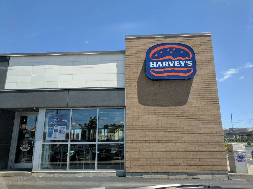 Harveys | restaurant | 223 Woodlawn Rd W, Guelph, ON N1H 8P4, Canada | 5198370416 OR +1 519-837-0416