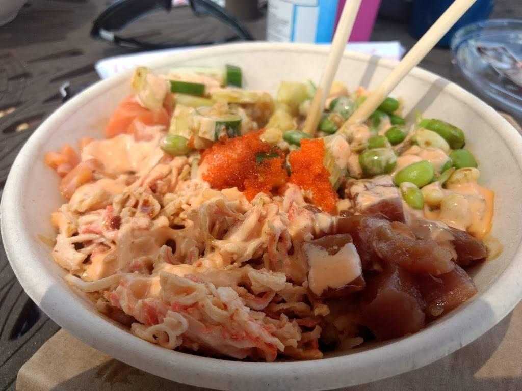 Hawaii Poke & Greens | restaurant | 112 Cornerstone Street Suite #A, Lynchburg, VA 24502, USA | 4345343119 OR +1 434-534-3119