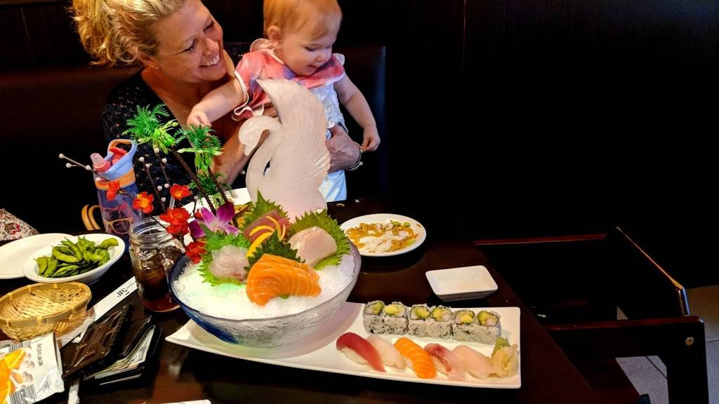 Kiyomi Sushi Steakhouse | restaurant | 120 W Columbus Ave, Bellefontaine, OH 43311, USA | 9375996688 OR +1 937-599-6688