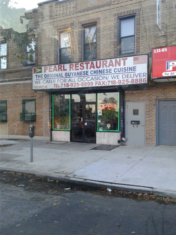 Pearl   restaurant   131-3 Liberty Ave, South Richmond Hill, NY 11419, USA   7189258899 OR +1 718-925-8899