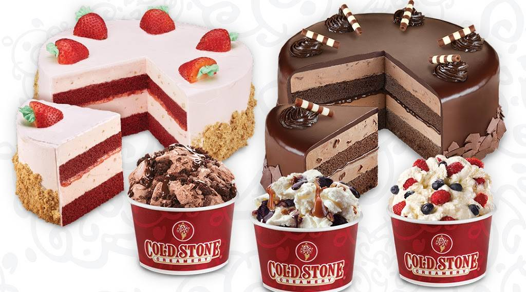 Cold Stone Creamery   bakery   9982 Brook Rd, Glen Allen, VA 23059, USA   8042625490 OR +1 804-262-5490