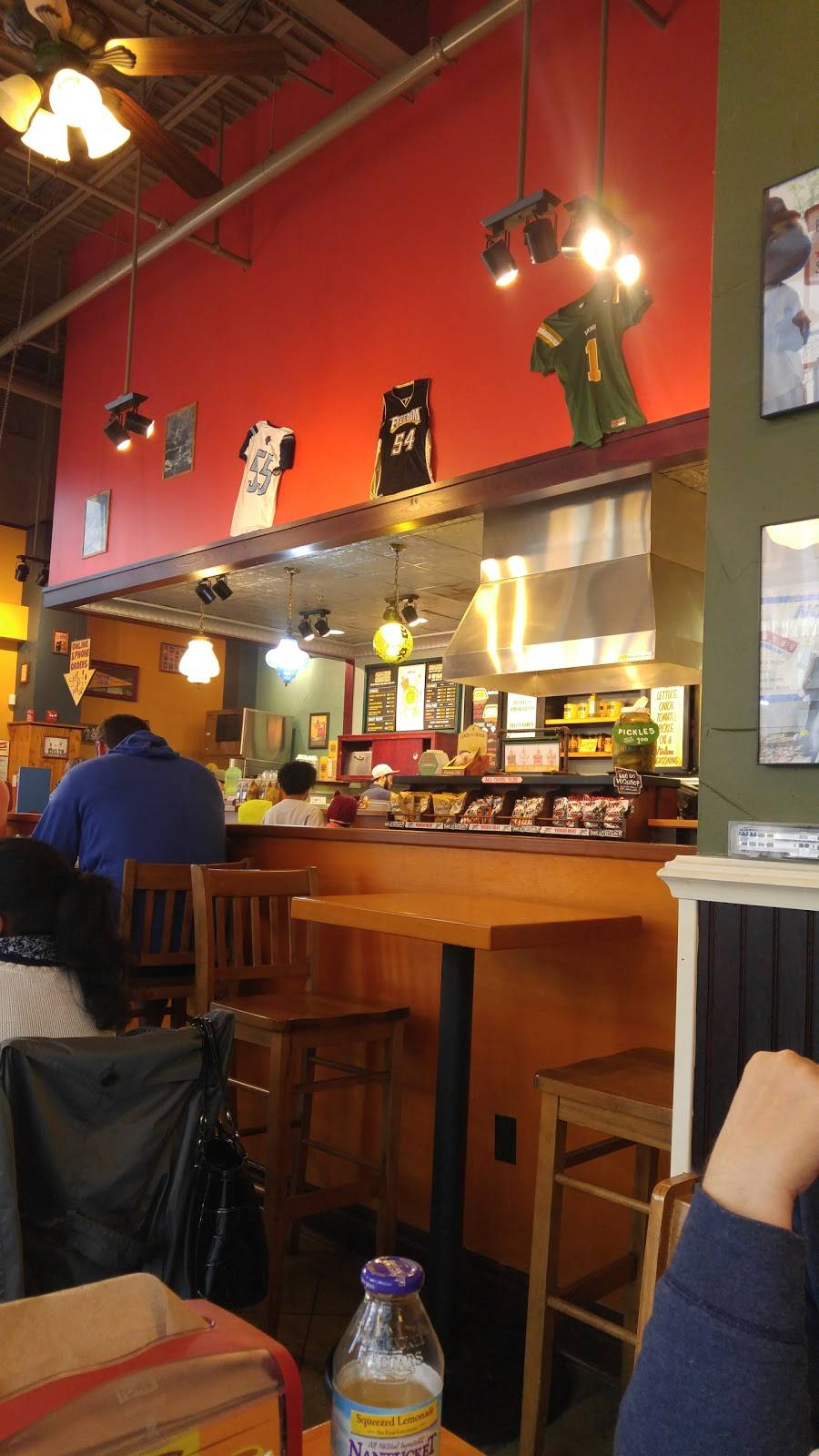 Potbelly Sandwich Shop | restaurant | 15000 Potomac Town Pl, Woodbridge, VA 22191, USA | 7039863395 OR +1 703-986-3395