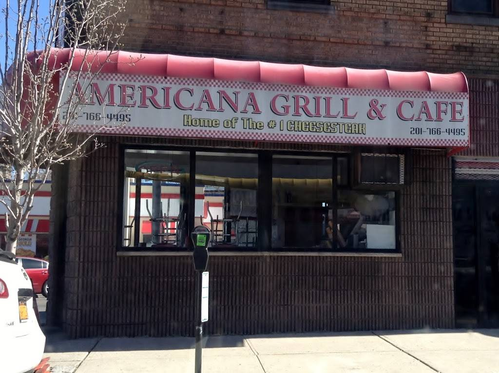 Americana | restaurant | 600 Summit Ave, Union City, NJ 07087, USA | 2017664495 OR +1 201-766-4495