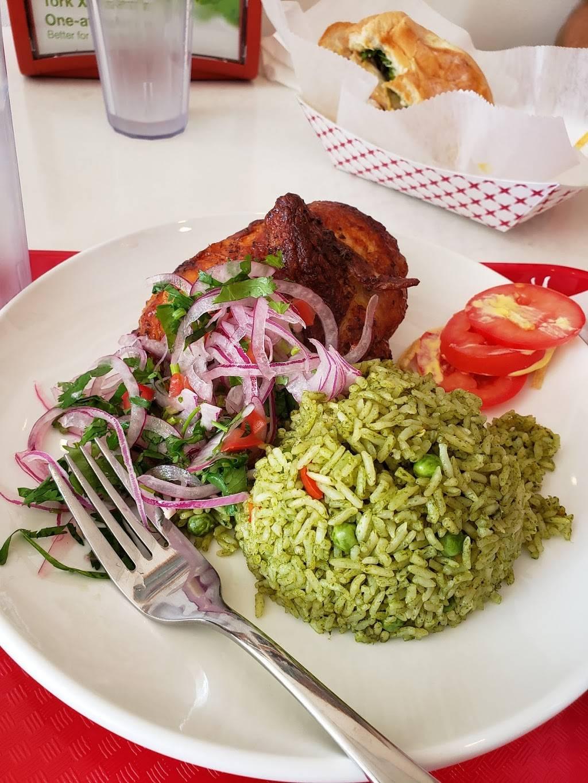Estacion Inka | restaurant | 604 University Ave, Madison, WI 53715, USA | 6084673010 OR +1 608-467-3010