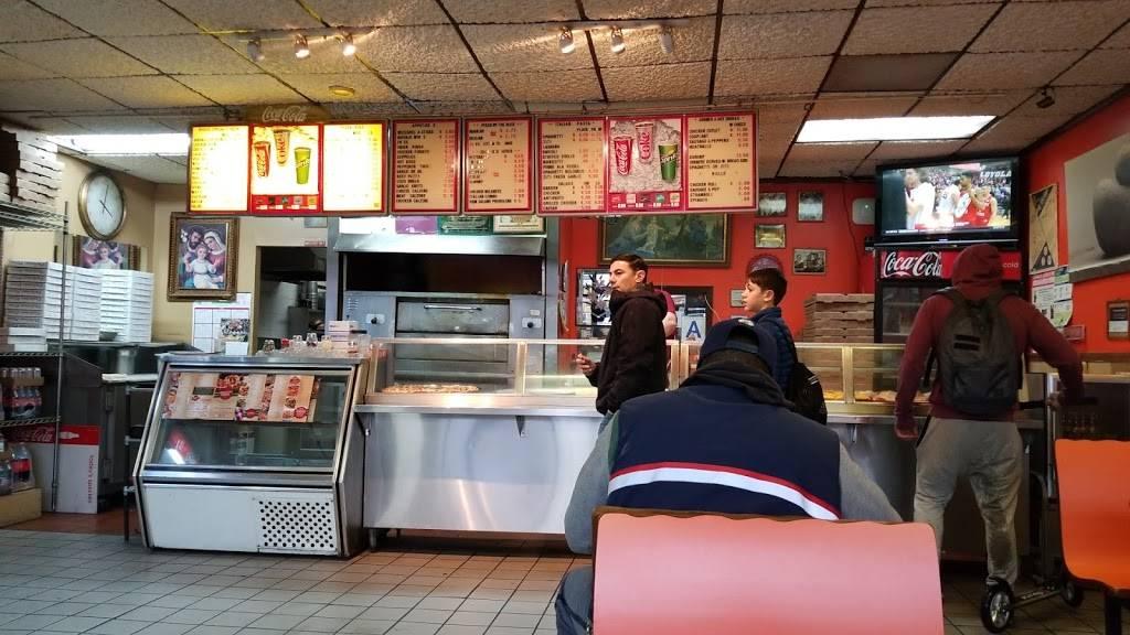 Roccos Pizzeria   restaurant   2414, 397, Bedford Park Blvd, Bronx, NY 10458, USA   7182956793 OR +1 718-295-6793