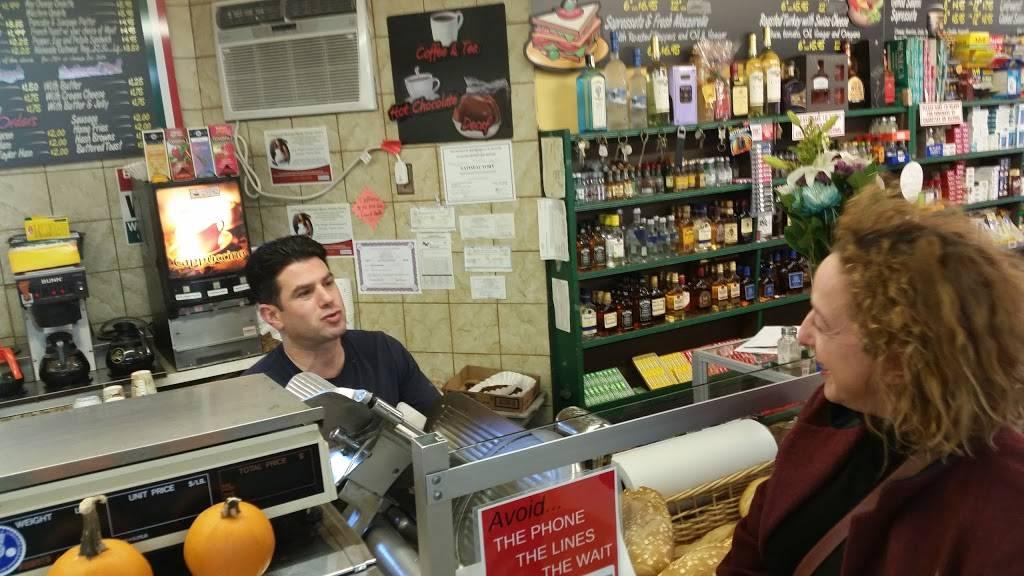 Parisi Deli & Liquors | restaurant | 89 S State St, Hackensack, NJ 07601, USA | 2014895480 OR +1 201-489-5480