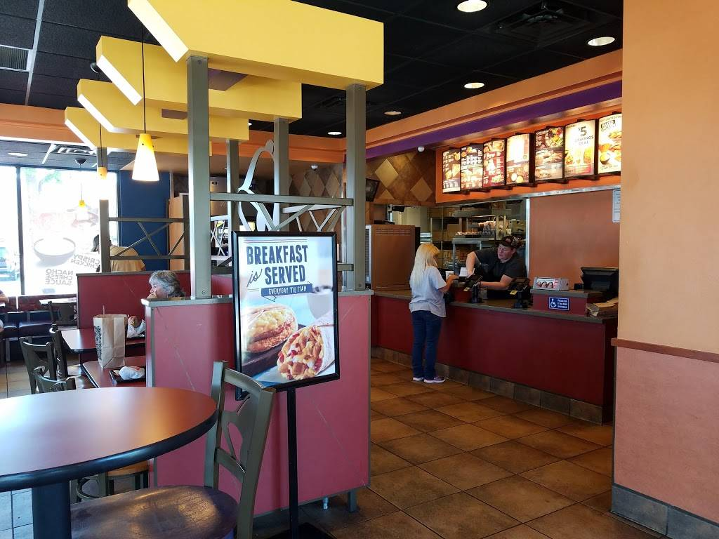 Taco Bell | meal takeaway | 4244 Florin Rd, Sacramento, CA 95823, USA | 9163951750 OR +1 916-395-1750