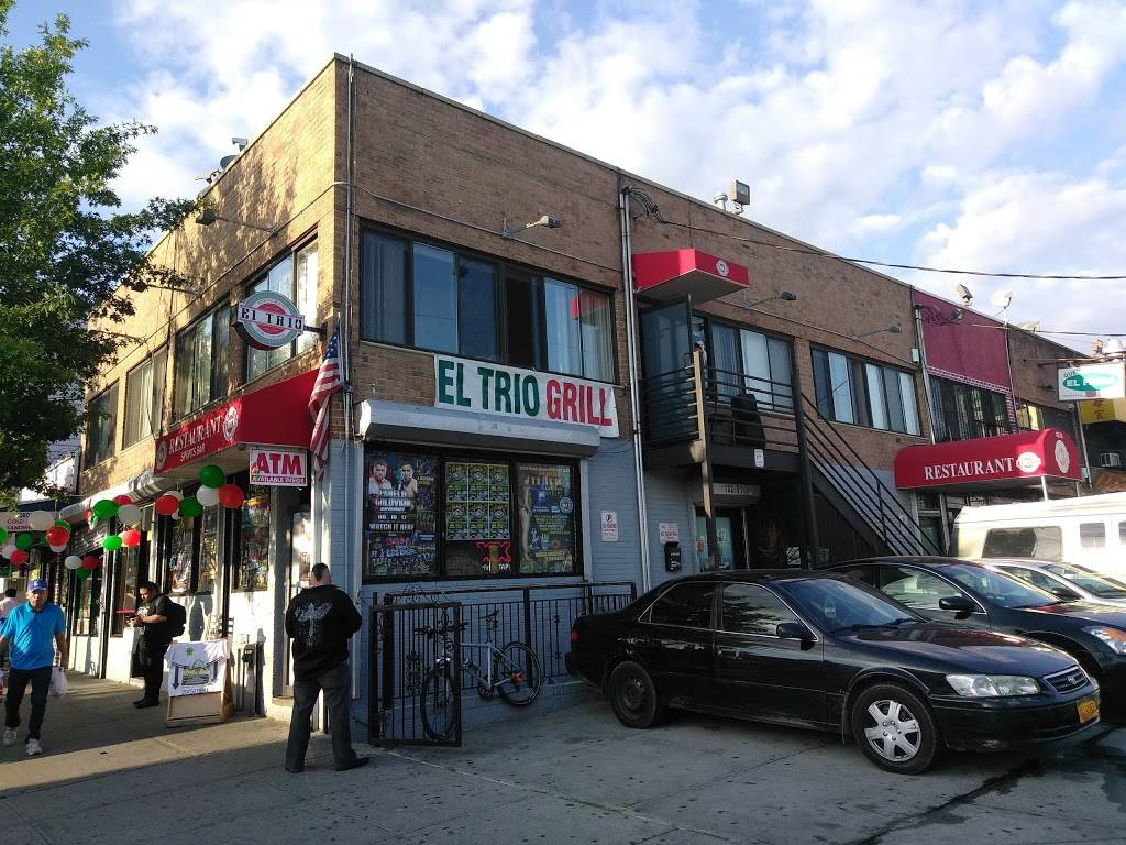 El Trio | restaurant | 102-01 44th Ave, Corona, NY 11368, USA | 7183960555 OR +1 718-396-0555
