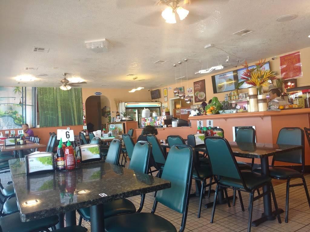 Pho Dera Vietnamese Noodle House Restaurant 200 W Olive Ave Madera Ca 93637 Usa