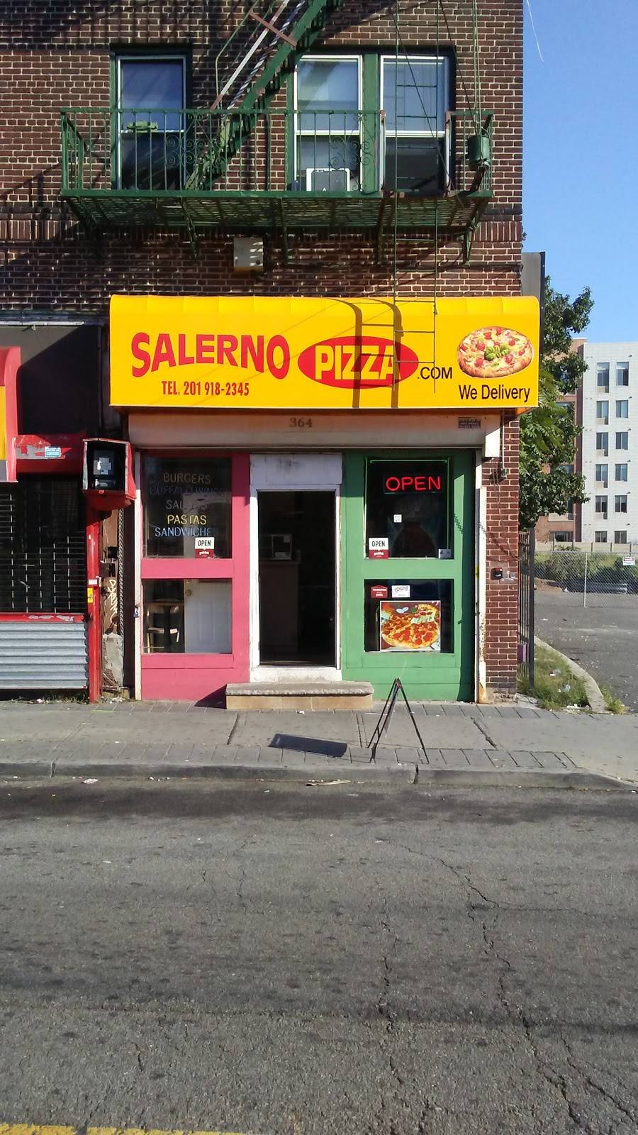 Salerno Pizza | meal delivery | 364 Summit Ave, Jersey City, NJ 07306, USA | 2019182345 OR +1 201-918-2345