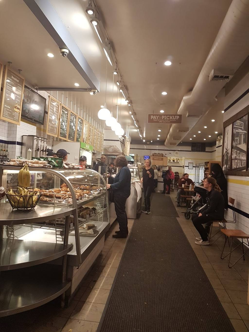 Lennys Bagels | bakery | 2601 Broadway, New York, NY 10025, USA | 2122220410 OR +1 212-222-0410