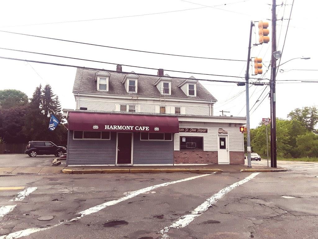 The Harmony Cafe   restaurant   3 Main Street Manville, Manville, RI 02838, USA   4017629350 OR +1 401-762-9350