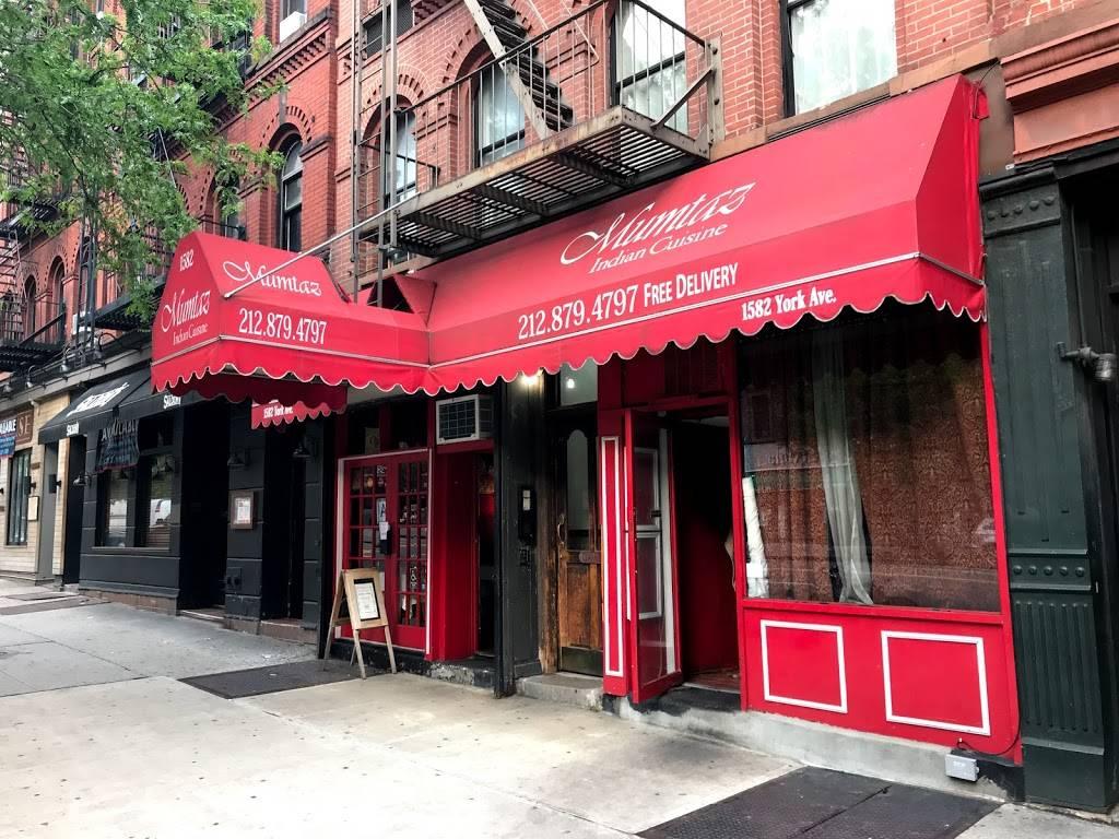 Mumtaz | restaurant | 1582 York Ave, New York, NY 10028, USA | 2128794797 OR +1 212-879-4797