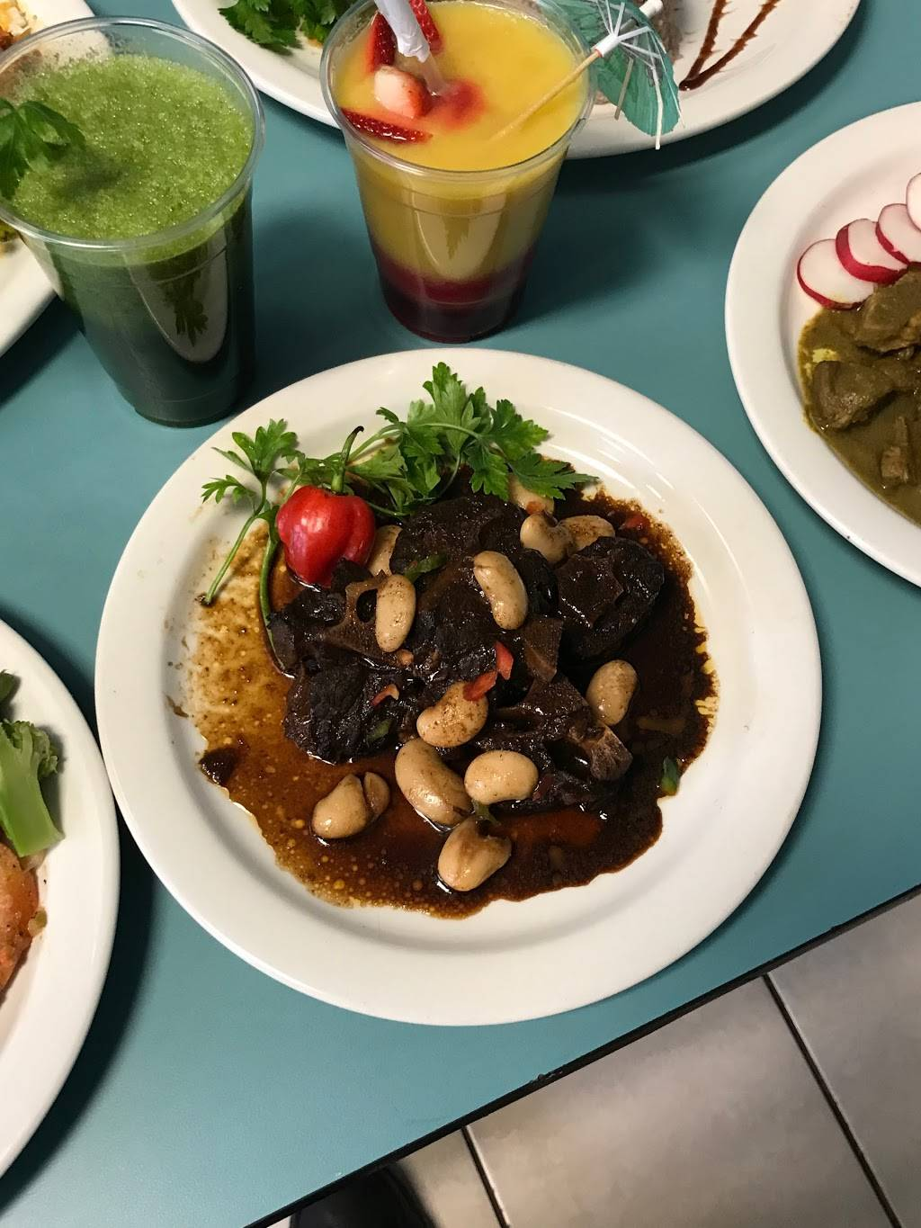 Downs River Restaurant | restaurant | 517 Stanley Ave, Brooklyn, NY 11207, USA | 7182724646 OR +1 718-272-4646