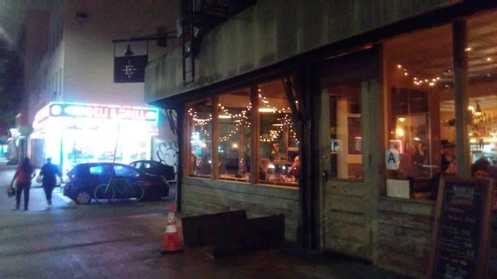 Sweet Science | restaurant | 135 Graham Ave, Brooklyn, NY 11206, USA | 3477630872 OR +1 347-763-0872