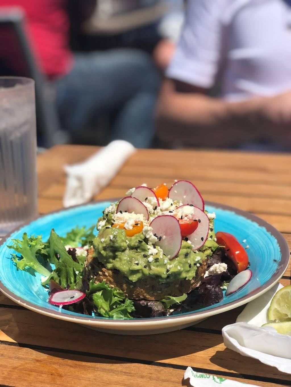 The Deck Beach Bar And Kitchen Restaurant 404 Butler Ave Tybee Island Ga 31328 Usa