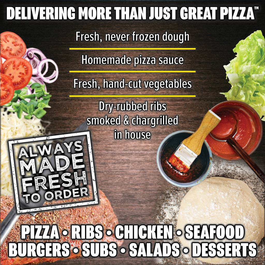 Happys Pizza | meal delivery | 22527 Ecorse Rd, Taylor, MI 48180, USA | 3132915555 OR +1 313-291-5555