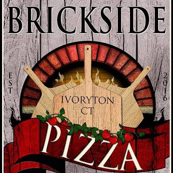 Brickside Pizza | restaurant | 104 Main St Unit C, Ivoryton, CT 06442, USA | 8607672555 OR +1 860-767-2555
