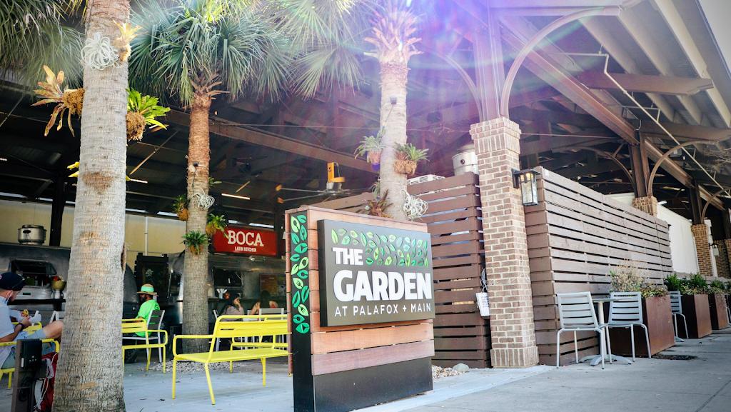 The Garden at Palafox + Main | shopping mall | 501 S Palafox St, Pensacola, FL 32502, USA