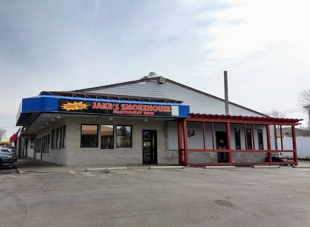 Jakes Smokehouse Southwest BBQ | restaurant | 1557 W Maumee St, Adrian, MI 49221, USA