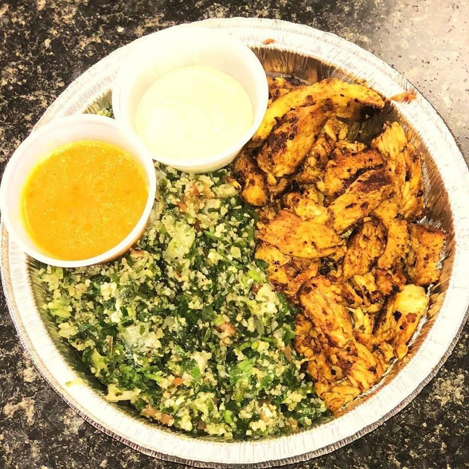 Olive Falafel & Deli   restaurant   670 NY-211 E, Middletown, NY 10941, USA   8456922700 OR +1 845-692-2700