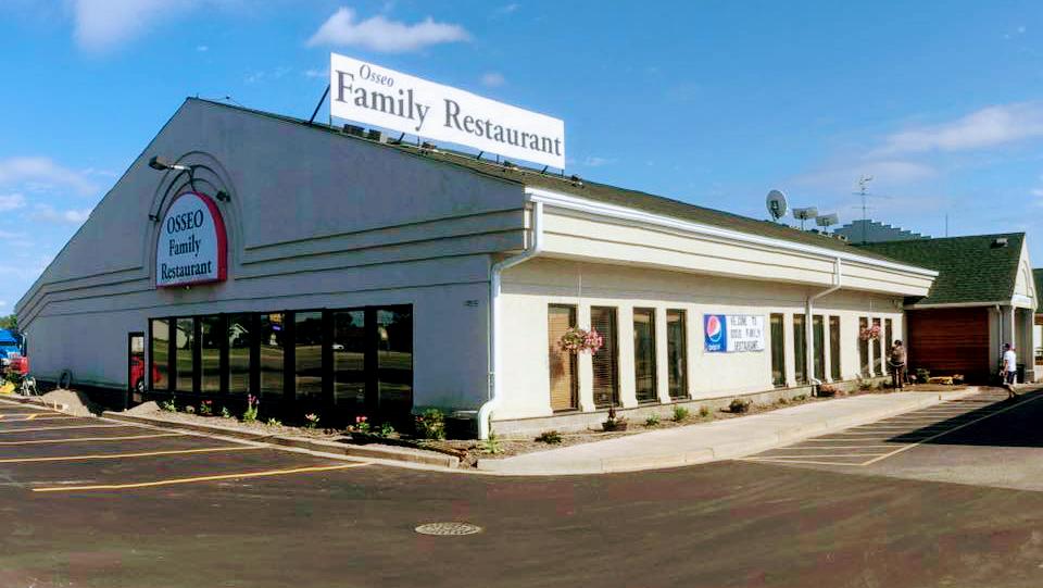 Osseo Family Restaurant 12613 Gunderson Rd Osseo Wi 54758 Usa