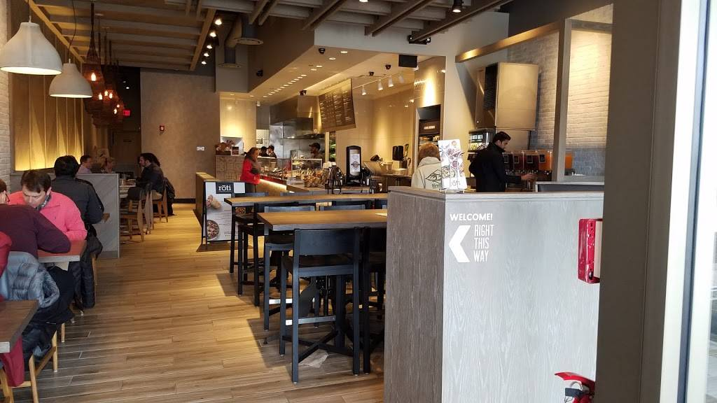 Roti Modern Mediterranean | restaurant | 720 Waukegan Rd C, Deerfield, IL 60015, USA | 8474818722 OR +1 847-481-8722