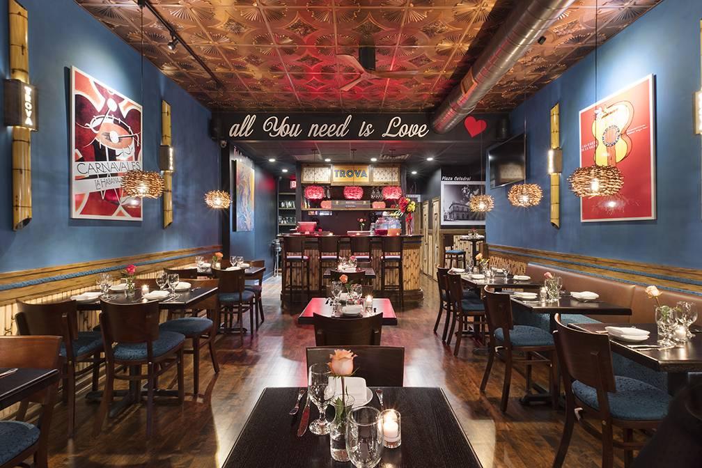Trova Cuban Café Restaurant | restaurant | 7723 Bergenline Ave, North Bergen, NJ 07047, USA | 2014304177 OR +1 201-430-4177
