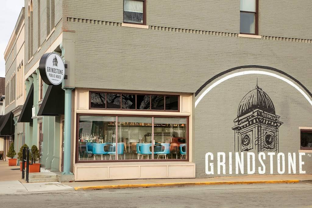 Grindstone Public House | restaurant | 101 N 10th St, Noblesville, IN 46060, USA | 3177745740 OR +1 317-774-5740