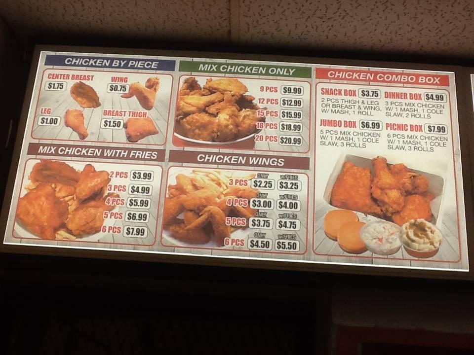 Goldys Fried Chicken | restaurant | 2660, 670 Bergen Ave, Jersey City, NJ 07304, USA | 2014358878 OR +1 201-435-8878