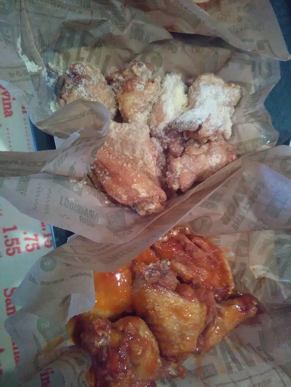 Wingstop | restaurant | 150 Sundance Pkwy Ste 400, Round Rock, TX 78681, USA | 5128284343 OR +1 512-828-4343