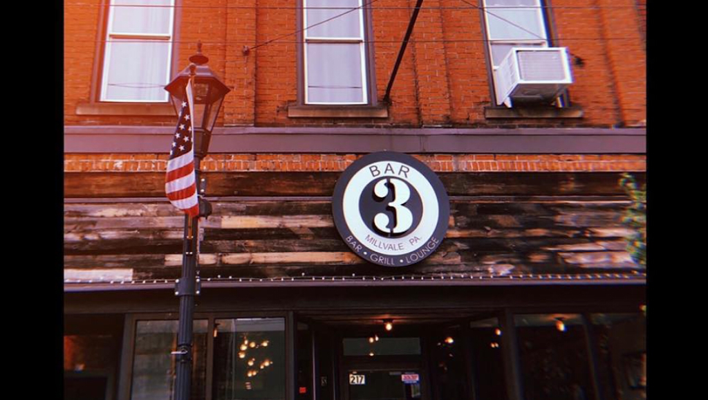 Bar 3 Millvale | restaurant | 217 North Ave, Millvale, PA 15209, USA | 4124083870 OR +1 412-408-3870