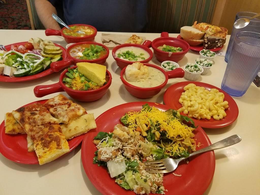 Souplantation | restaurant | 24303 Town Center Dr #150, Valencia, CA 91355, USA | 6612861260 OR +1 661-286-1260