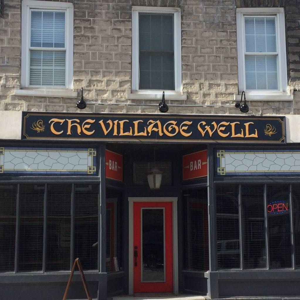 The Village Well | restaurant | 19 Queen St E, Cambridge, ON N3C 2A7, Canada | 5192601231 OR +1 519-260-1231